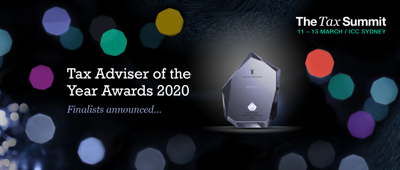 Tax Adviser of the Year Awards 2020
