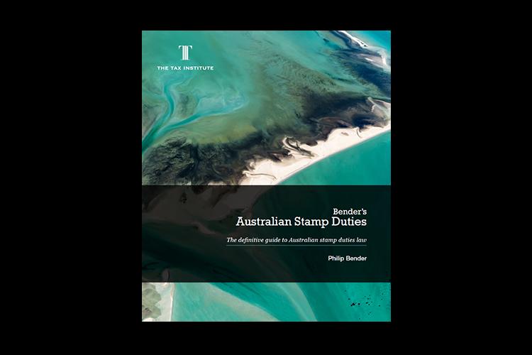 Benders Australian Stamp Duties