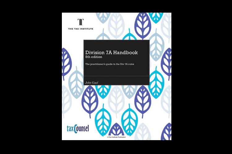 Division 7A Handbook, 8th Edition