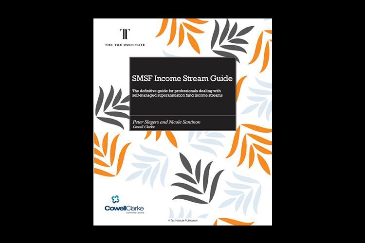 SMSF Income Stream Guide